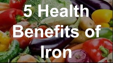 bet types of iron supplements