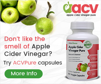 apple cider vinegar in capsules