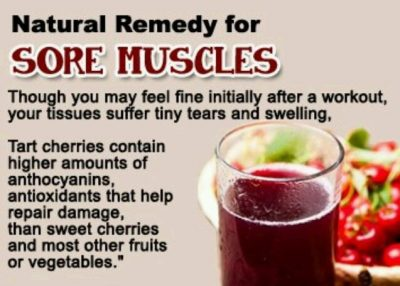 cherry benefits