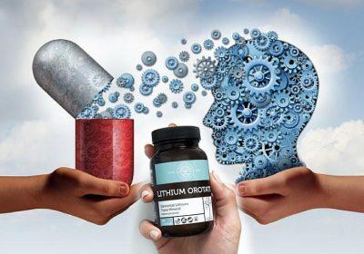 Lithium Orotate Supplement