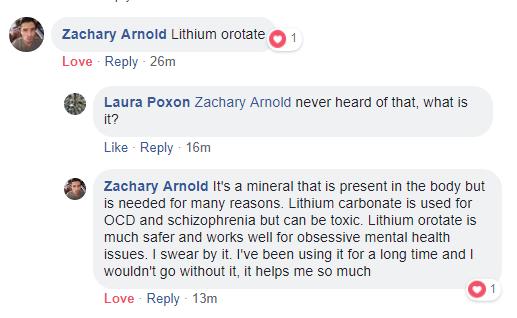 best lithium orotate