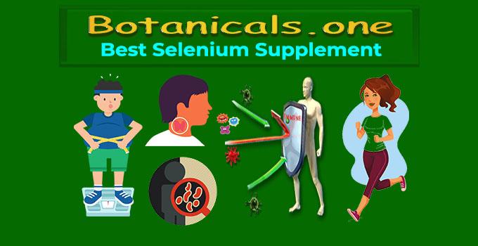 Selenium Antioxidant