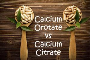 Calcium Orotate vs Citrate
