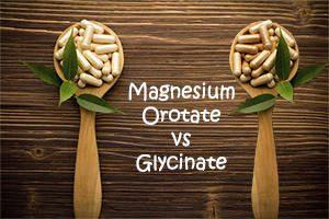 magnesium orotate vs magnesium glycinate
