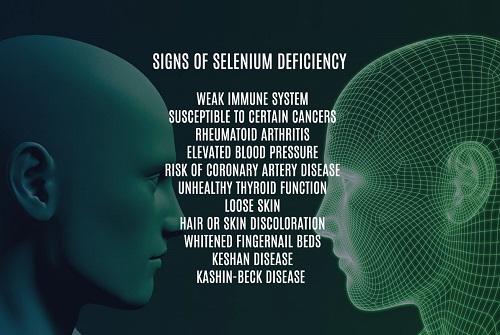 what is selenium deficiency