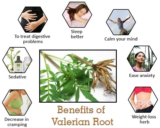 Valerian Benefits