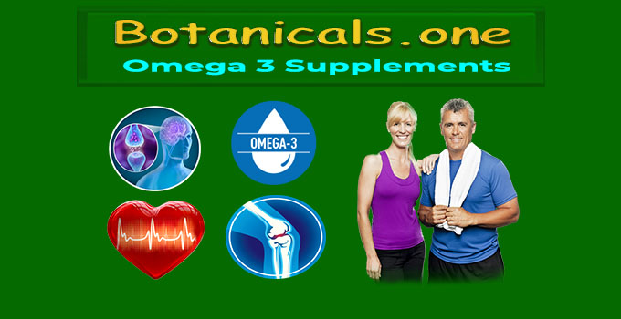 best omega 3 supplements