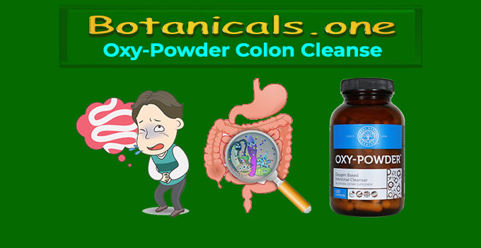 Oxy Powder for Colon Cleanse