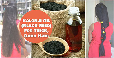 black seed oil for hair benefits