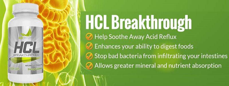 HCL Supplement
